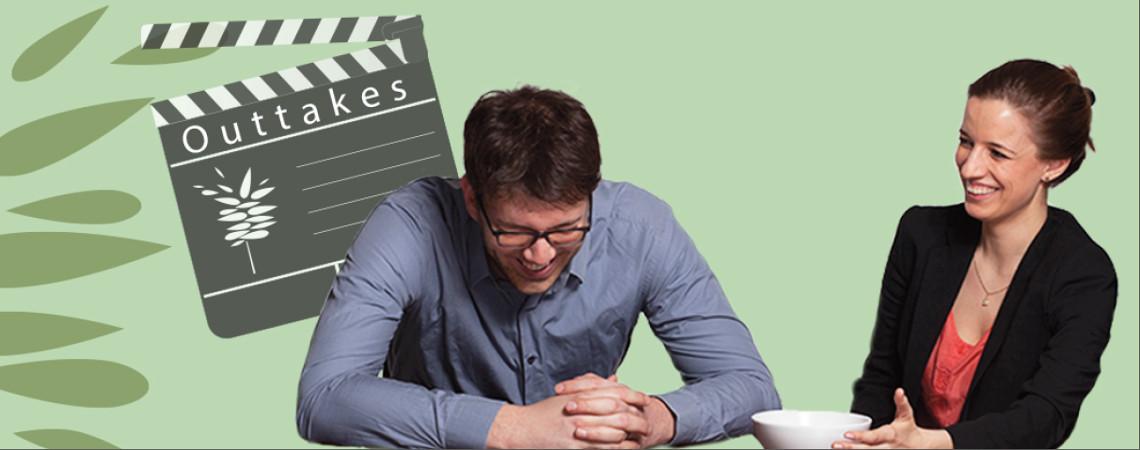 Outtakes Fotosession Homepage Karo Steffen